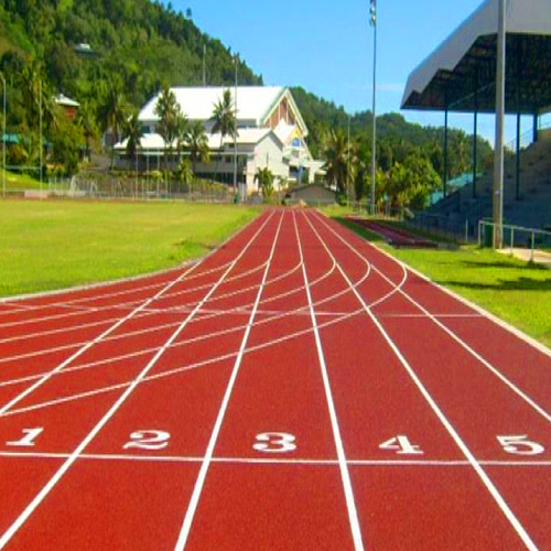 Athletic Track Flooring